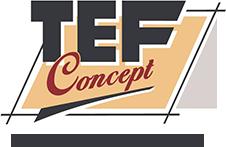 TEF Concept - Charpente – Toiture – Zinguerie – Menuiserie – Isolation – Aménagement